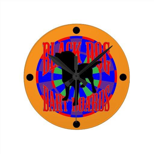 The Southwest Round Clocks