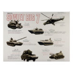 The Soviet Big 7 Poster