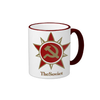 The Soviet Coffee Mug