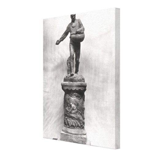The Sower Stretched Canvas Prints