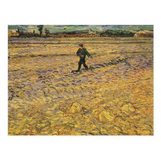 The Sower, Vincent van Gogh Postcard
