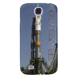 The Soyuz rocket is erected into position 2 Samsung Galaxy S4 Case