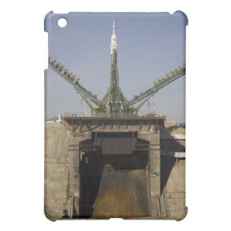 The Soyuz rocket is erected into position 3 Cover For The iPad Mini