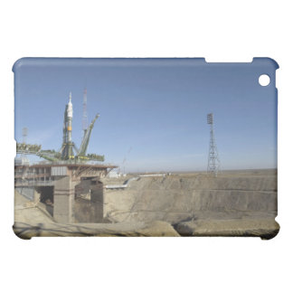 The Soyuz rocket is erected into position 5 Case For The iPad Mini