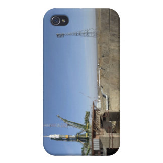 The Soyuz rocket is erected into position 5 Covers For iPhone 4