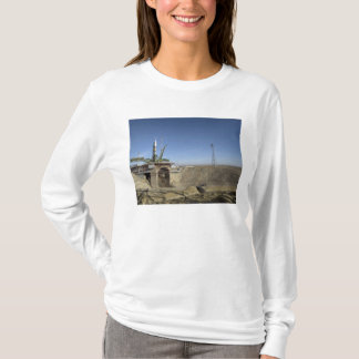 The Soyuz rocket is erected into position 5 T-Shirt