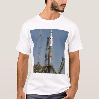 The Soyuz rocket shortly after arrival T-Shirt