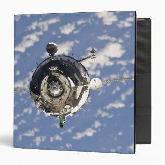 The Soyuz TMA-01M spacecraft Binder