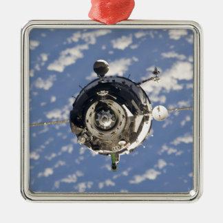 The Soyuz TMA-01M spacecraft Metal Ornament