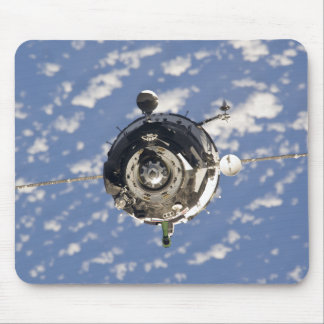 The Soyuz TMA-01M spacecraft Mouse Pad