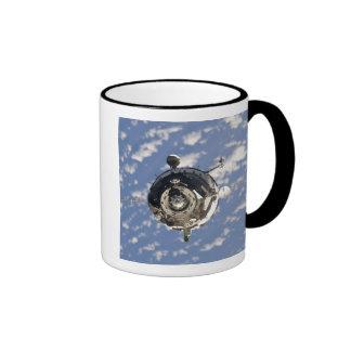 The Soyuz TMA-01M spacecraft Mugs