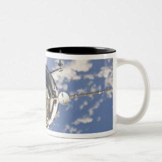 The Soyuz TMA-01M spacecraft Coffee Mug