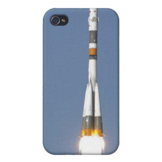 The Soyuz TMA-12 spacecraft iPhone 4 Cover