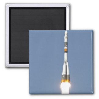 The Soyuz TMA-12 spacecraft Magnets