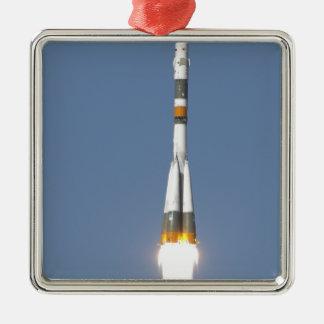 The Soyuz TMA-12 spacecraft Christmas Tree Ornament