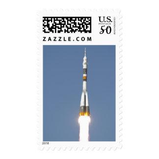 The Soyuz TMA-12 spacecraft Postage