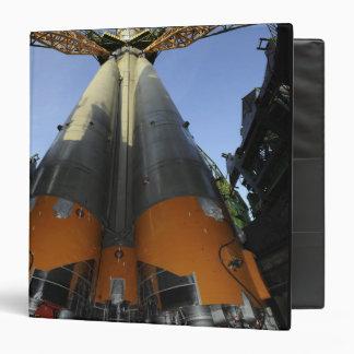The Soyuz TMA-13 spacecraft 2 Binder