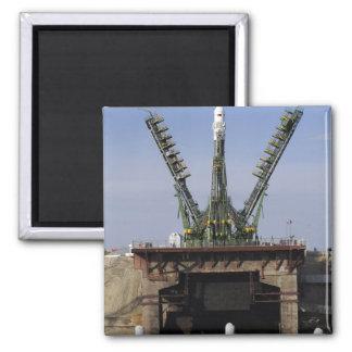 The Soyuz TMA-13 spacecraft Magnets