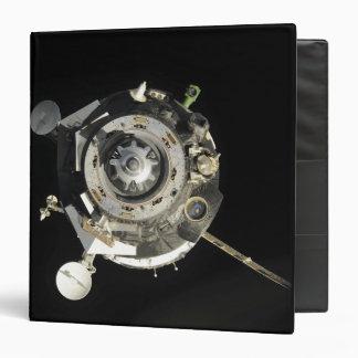 The Soyuz TMA-17 spacecraft Vinyl Binders