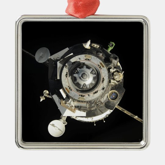 The Soyuz TMA-17 spacecraft Metal Ornament