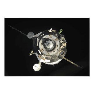 The Soyuz TMA-17 spacecraft Photographic Print