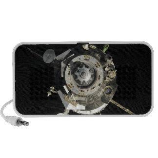 The Soyuz TMA-17 spacecraft Travel Speakers