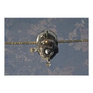 The Soyuz TMA-19 spacecraft 2 Photographic Print