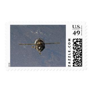 The Soyuz TMA-19 spacecraft 2 Postage
