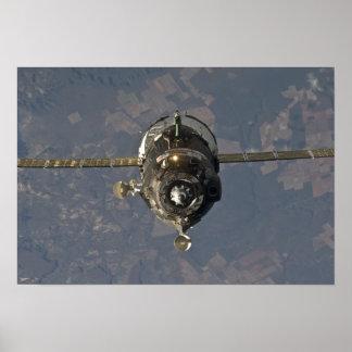The Soyuz TMA-19 spacecraft 2 Posters