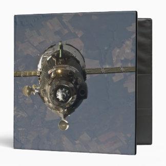The Soyuz TMA-19 spacecraft 3 Binders