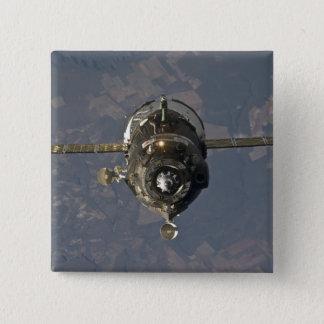The Soyuz TMA-19 spacecraft 3 Pinback Button