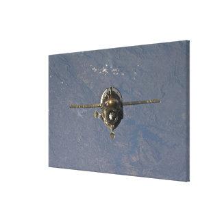 The Soyuz TMA-19 spacecraft Gallery Wrap Canvas