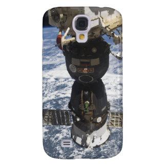 The Soyuz TMA-19 spacecraft Galaxy S4 Cases