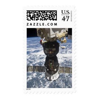 The Soyuz TMA-19 spacecraft Postage