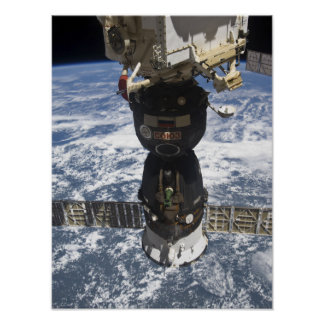 The Soyuz TMA-19 spacecraft Print