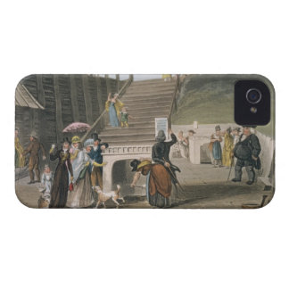 The Spa, plate from 'Poetical Sketches of Scarboro Case-Mate iPhone 4 Case