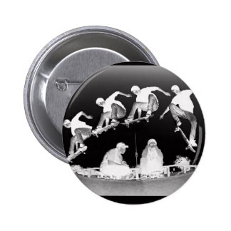The Space Man 2 Inch Round Button