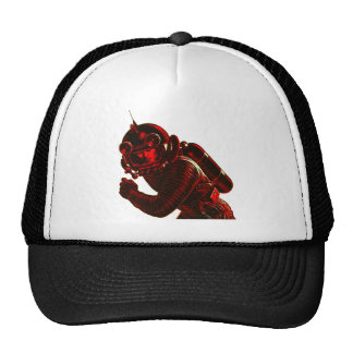 THE SPACE MAN TRUCKER HAT