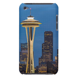 The Space Needle and downtown Seattle Barely There iPod Cover