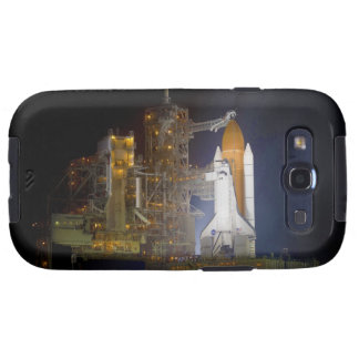 The Space Shuttle Discovery at Launch Pad 39A Samsung Galaxy SIII Cases