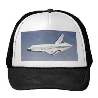 The Space Shuttle Returns Home Trucker Hat
