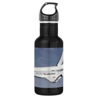 The Space Shuttle Returns Stainless Steel Water Bottle