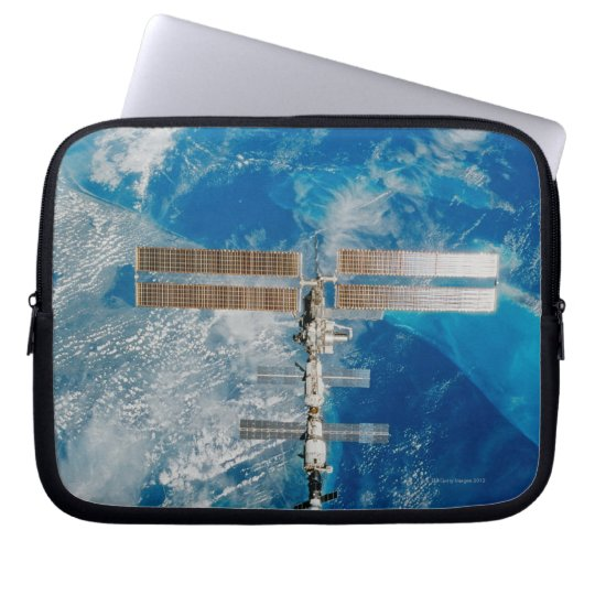The Space Station Laptop Sleeve