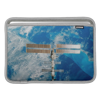 The Space Station MacBook Sleeves
