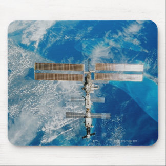 The Space Station Mouse Pad