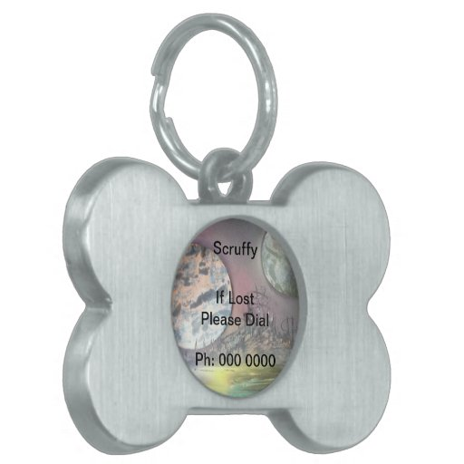 The Space Station Pet ID Tag