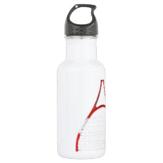 The Spaghetti Racket Water Bottle