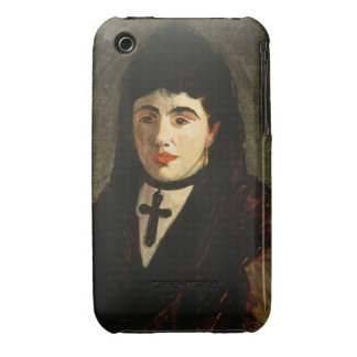 The Spaniard (oil on canvas) Case-Mate iPhone 3 Case