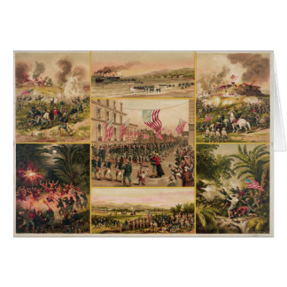 The Spanish American War by Hoover Card