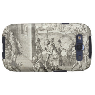The Spanish Capture Fort Caroline, 1565, from 'New Samsung Galaxy SIII Case